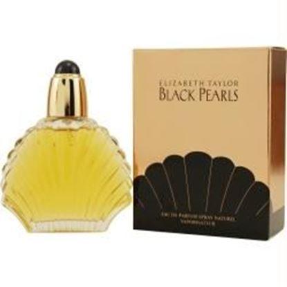 Picture of Black Pearls By Elizabeth Taylor Eau De Parfum Spray 3.3 Oz