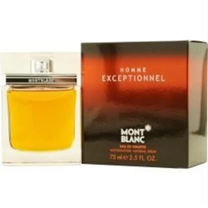 Picture of Mont Blanc Exceptionnel By Mont Blanc Edt Spray 2.5 Oz