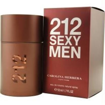 Picture of 212 Sexy By Carolina Herrera Edt Spray 1.7 Oz