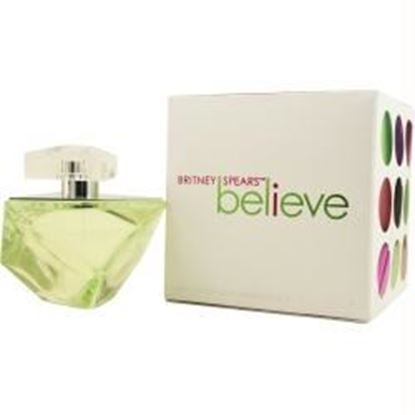 Picture of Believe Britney Spears By Britney Spears Eau De Parfum Spray 3.4 Oz