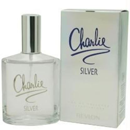 Picture of Charlie Silver By Revlon Edt Spray 3.4 Oz