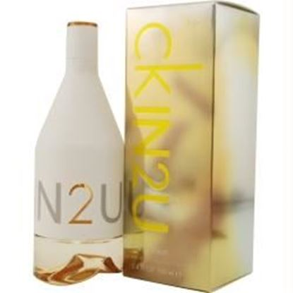 Picture of Ck In2u By Calvin Klein Edt Spray 3.4 Oz