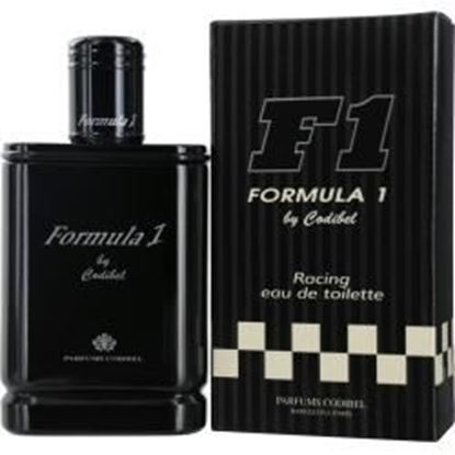 Picture of F1 By Codibel Racing Edt Spray 3.4 Oz