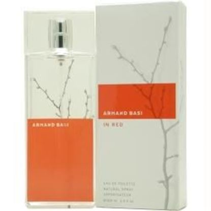 Picture of Armand Basi In Red By Armand Basi Edt Spray 3.4 Oz