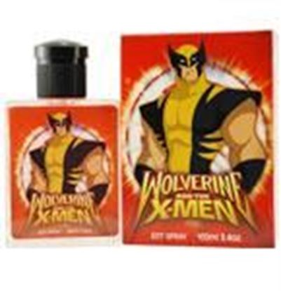Picture of X-men By Marvel Wolverine Edt Spray 3.4 Oz