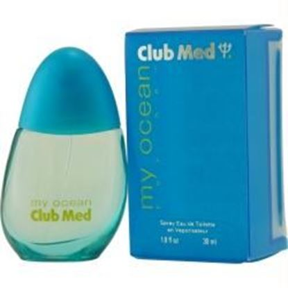 Picture of Club Med My Ocean By Coty Edt Spray 1 Oz