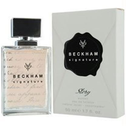 Picture of Beckham Signature Story By Beckham Edt Spray 1.7 Oz