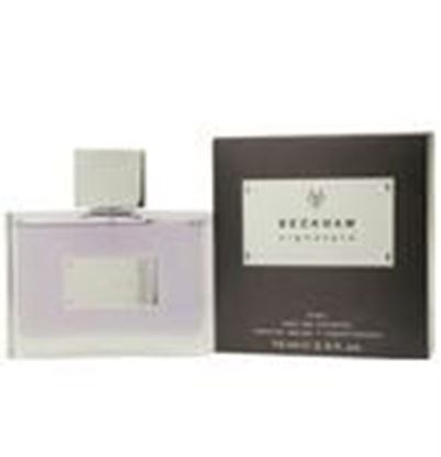 Picture of Beckham Signature By Beckham Edt Spray 2.5 Oz