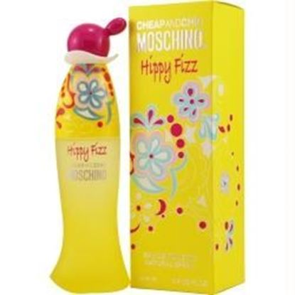 Picture of Moschino Cheap & Chic Hippy Fizz By Moschino Edt Spray 3.4 Oz