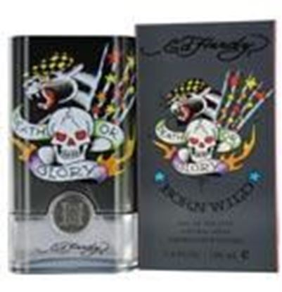 Picture of Ed Hardy Born Wild By Christian Audigier Edt Spray 3.4 Oz