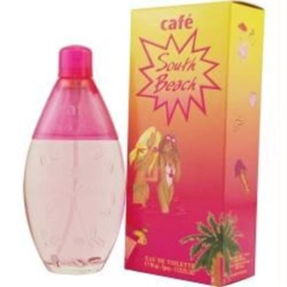 Picture of Cafe South Beach By Cofinluxe Edt Spray 3 Oz