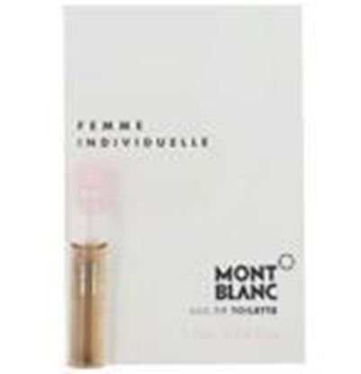 Picture of Mont Blanc Individuelle By Mont Blanc Edt Vial Mini