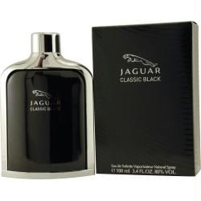 Picture of Jaguar Classic Black By Jaguar Edt Spray 3.4 Oz *tester