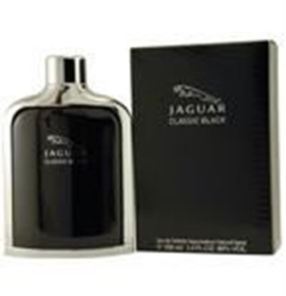 Picture of Jaguar Classic Black By Jaguar Edt Spray 3.4 Oz