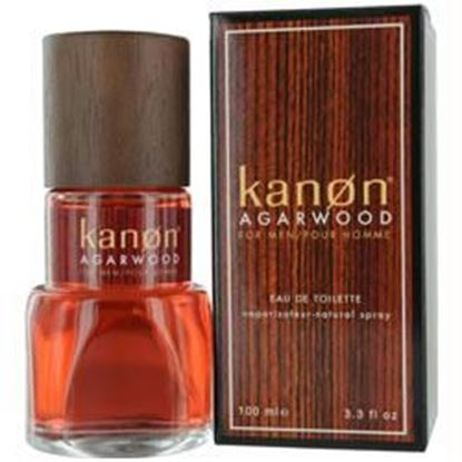 Picture of Kanon Agarwood By Kanon Edt Spray 3.3 Oz