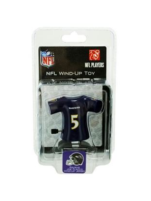 Picture of Baltimore Ravens Joe Flacco wind-up toy (Available in a pack of 8)