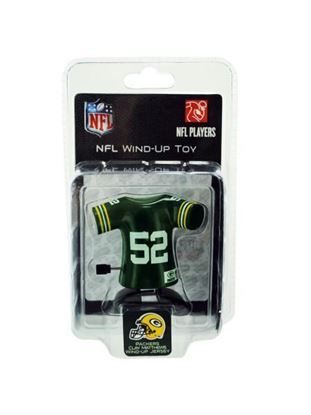 Picture of Green Bay Packers Clay Matthews wind-up jersey (Available in a pack of 8)