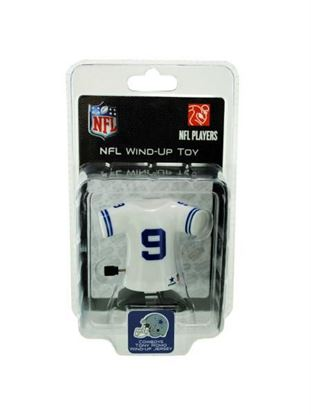 Picture of Dallas Cowboys Tony Romo wind-up toy (Available in a pack of 8)