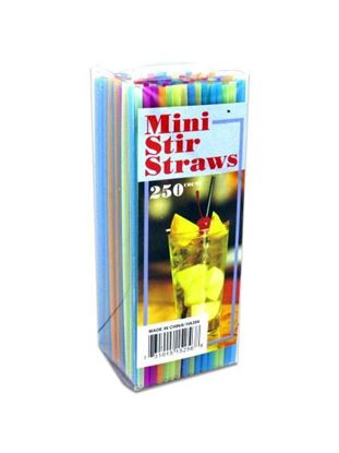 Picture of Mini stir straws (Available in a pack of 24)