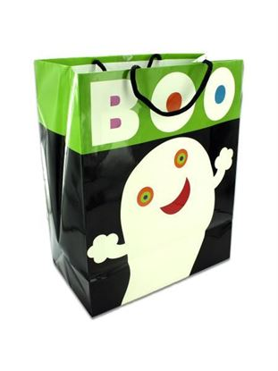 Picture of Boo! glow in the dark gift bag (Available in a pack of 18)