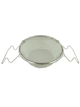 Picture of Small mesh strainer with handles (Available in a pack of 24)