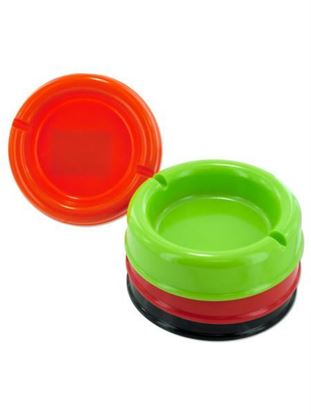 Picture of Ashtray assorted colors (Available in a pack of 24)