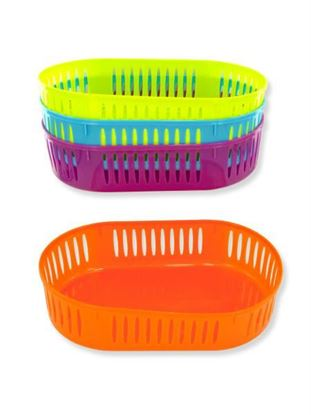 Picture of Oval storage baskets (Available in a pack of 18)