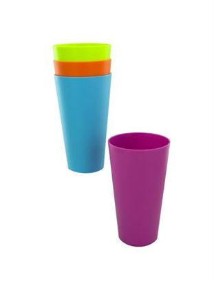 Picture of 32 ounce plastic tumblers (Available in a pack of 12)