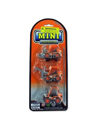 Picture of Mini construction vehicles (Available in a pack of 24)