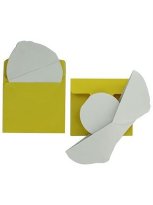 Picture of Lemon Pop-Up Card Kit (Available in a pack of 25)