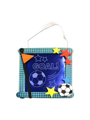 Picture of Soccer Banner Craft Kit (Available in a pack of 24)