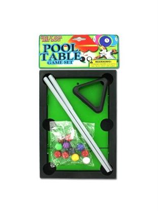 Picture of Pool table game set (Available in a pack of 24)