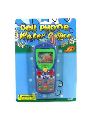 Picture of Cell phone water game (Available in a pack of 24)
