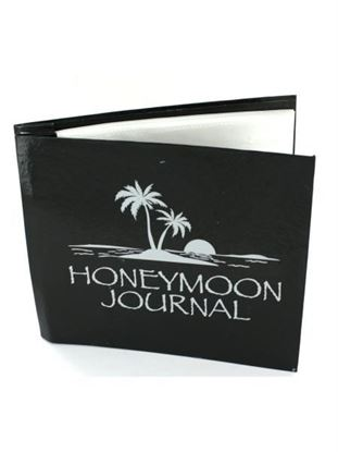 Picture of Honeymoon journal, holds 40 photos (Available in a pack of 20)