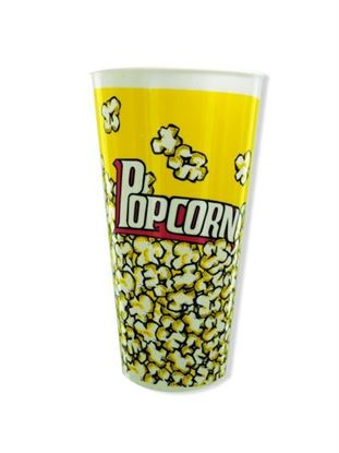 Picture of Popcorn container (Available in a pack of 12)