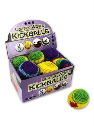 Picture of Light-up kickballs (Available in a pack of 24)
