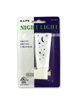 Picture of Night light (assorted styles) (Available in a pack of 24)