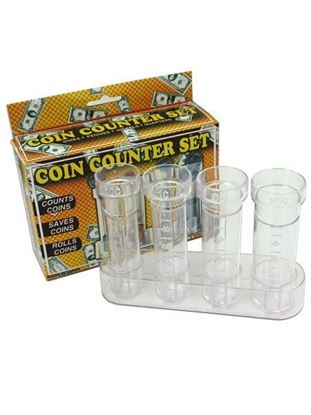 Picture of Coin counter set (Available in a pack of 24)