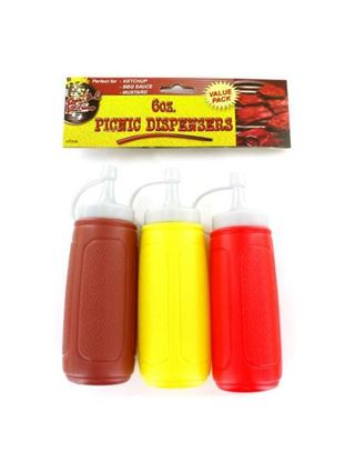 Picture of Picnic condiment dispensers (Available in a pack of 12)