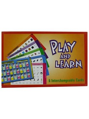 Picture of Learn Spanish card game (Available in a pack of 30)