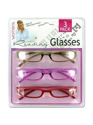 Picture of Womens reading glasses (Available in a pack of 4)