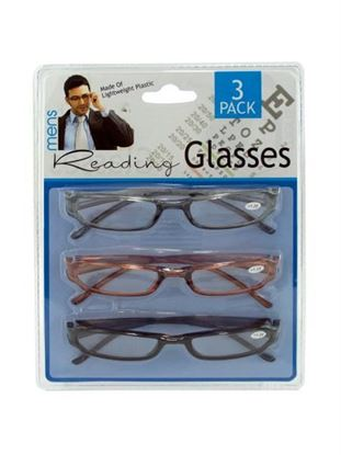 Picture of Men's reading glasses (Available in a pack of 4)