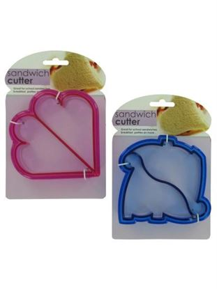 Picture of Sandwich shape cutter (Available in a pack of 24)