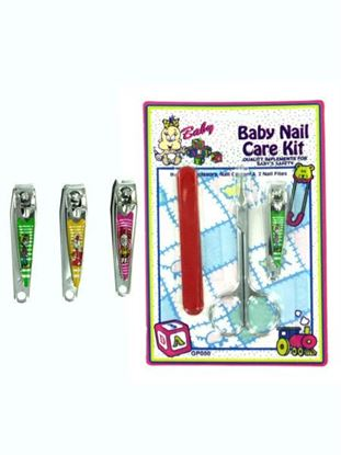 Picture of Baby nail care kit (Available in a pack of 24)
