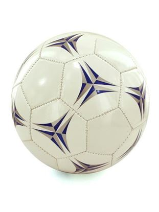Picture of Simulated leather size soccer ball (Available in a pack of 2)