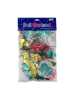 Picture of 65 garland banner (Available in a pack of 24)