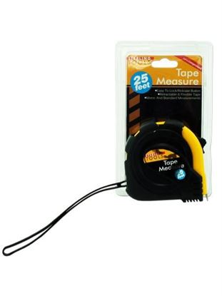 Picture of 25 Foot Tape Measure (Available in a pack of 4)