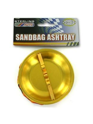 Picture of Sandbag ashtray (Available in a pack of 24)