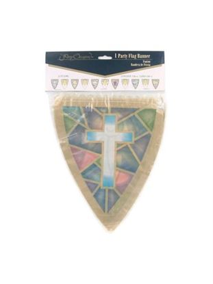 Picture of Christian party flag banner (Available in a pack of 24)
