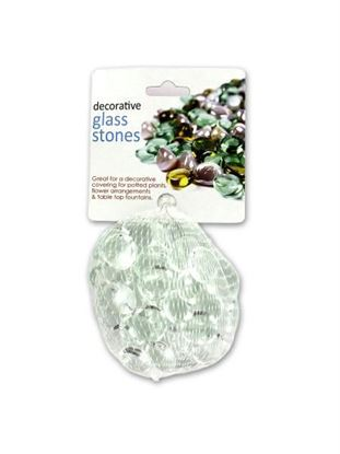 Picture of Decorative glass stones (Available in a pack of 24)
